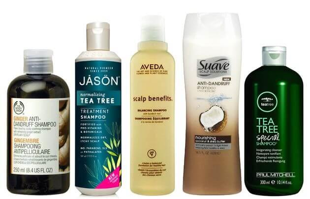 migliori shampoo antiforfora
